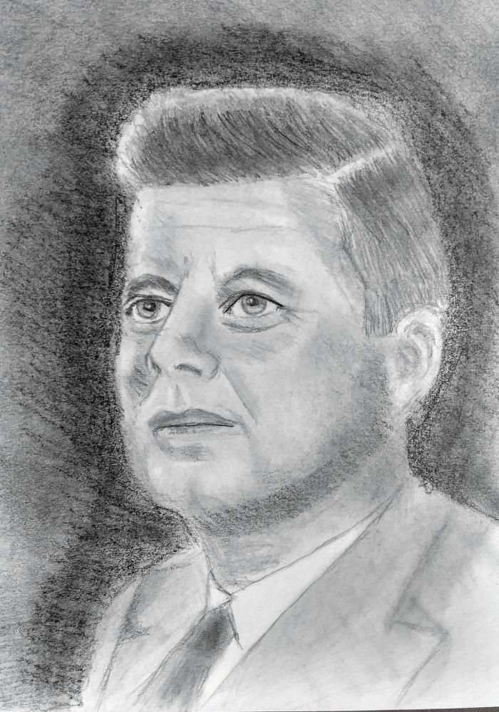 John F. Kennedy par paulb
